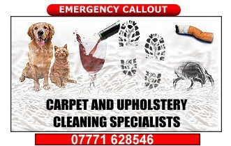 Stain removal specialists